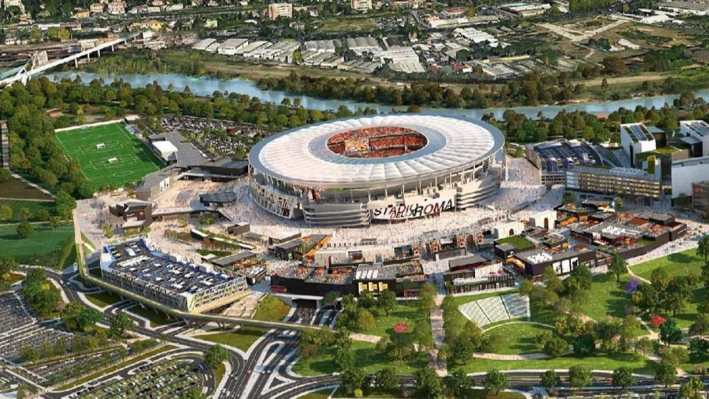 Nuovo Stadio AS Roma